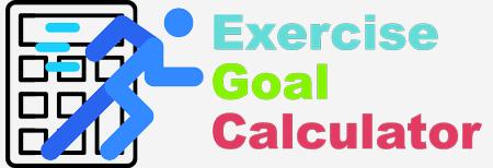 Exercise Goal Calculator